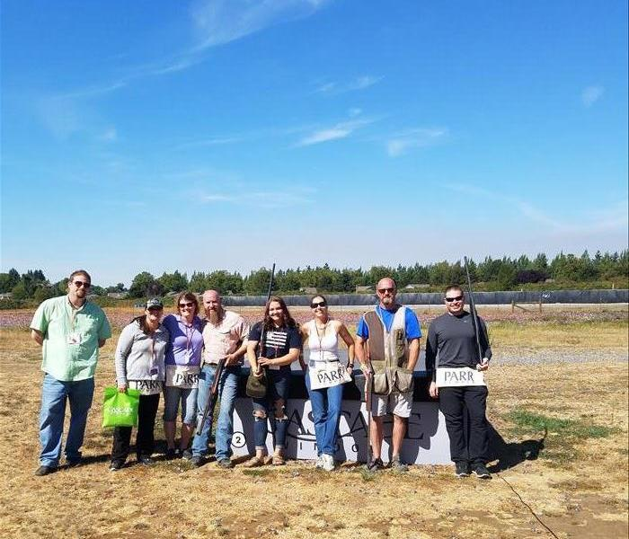 Home Builders Association Trap Shoot in Portland