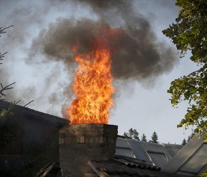 Fire Damage Portland Area Smoke and Soot Cleanup