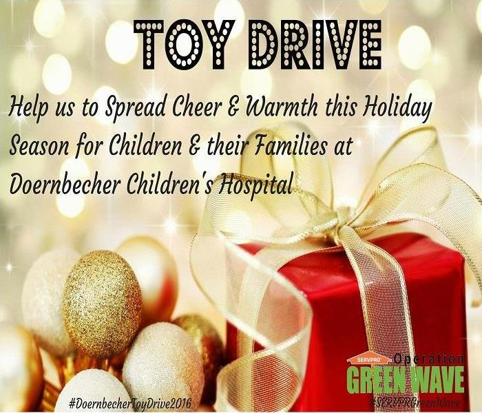 Community Doernbecher Children's Hospital Toy Drive
