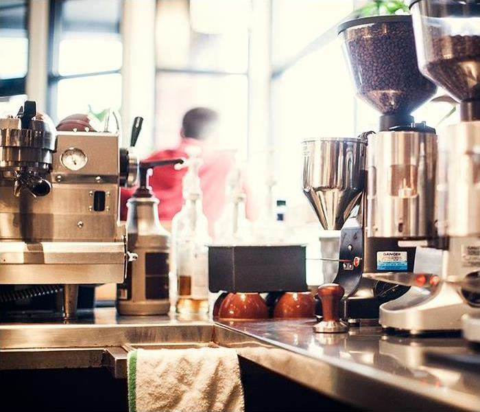Commercial Plan Ahead For Leaks And Prevent Mold Damage In Your Portland Coffee Shop